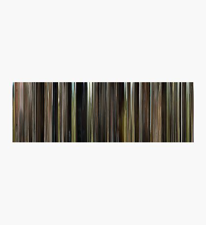 Moviebarcode: Herbstmilch / Autumn Milk (1989) Photographic Print