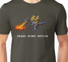 Golden Axe Pixel Style- Retro DOS game fan shirt #2 Unisex T-Shirt