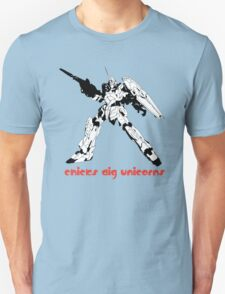 Chicks Dig Unicorns T-Shirt