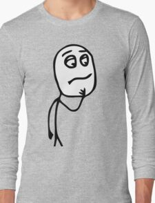 CONFUSED? Long Sleeve T-Shirt