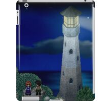 To the moon lighthouse iPad Case/Skin