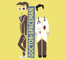 Doctor Spacemen Kids Tee