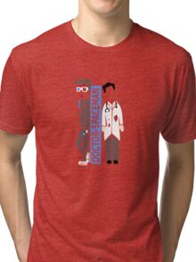 Doctor Spacemen Tri-blend T-Shirt