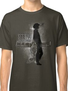 Cowboy in Space Classic T-Shirt