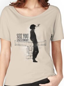 Cowboy in Space Women's Relaxed Fit T-Shirt