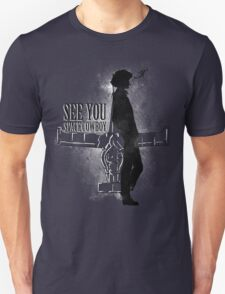 Cowboy in Space Unisex T-Shirt