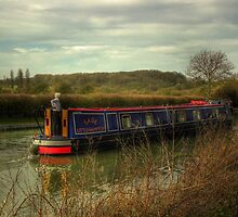Narrowboat Sade by SimplyScene