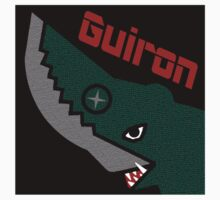 Guiron - Black Kids Tee