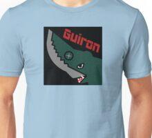 Guiron - Black Unisex T-Shirt