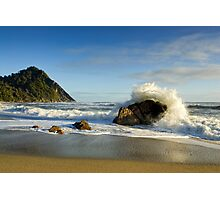 Scotts Beach. Photographic Print