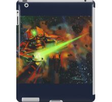 Space Shooter iPad Case/Skin