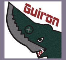 Guiron - White Kids Clothes