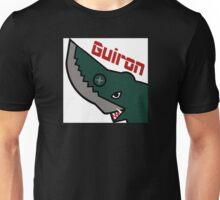 Guiron - White Unisex T-Shirt