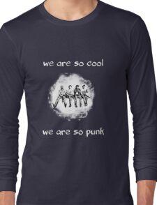 So Cool So Punk Long Sleeve T-Shirt
