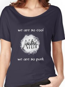 So Cool So Punk Women's Relaxed Fit T-Shirt
