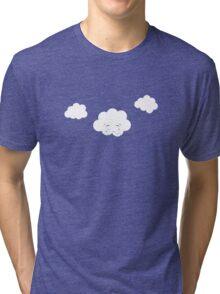 Sad Cloud Tri-blend T-Shirt