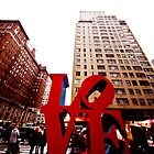 Love in New York City by Radharc21