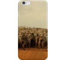 Sheep Run 2 iPhone Case/Skin