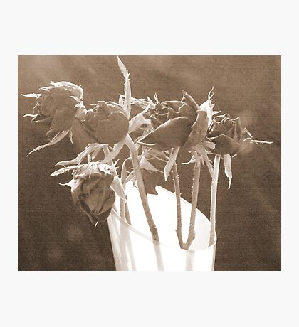 Faded. Photographic Print