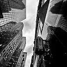 Chrysler Building Reflected by Radharc21