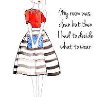 Fashion Quote by melissacorsari