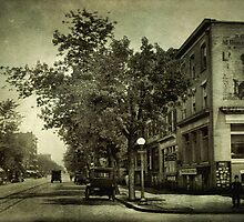 Vintage Streets by garts