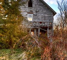Abandoned by Monte Morton