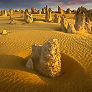 Pinnacles at Dusk by thorpey
