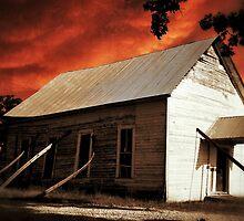 Lonestar Church by Kingstonshots