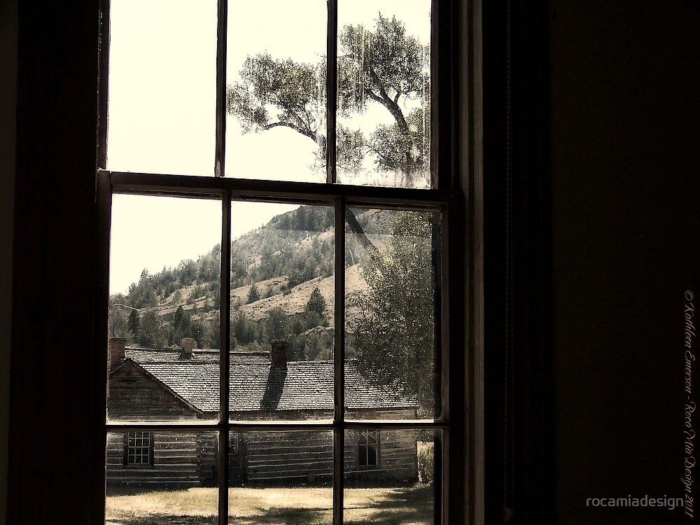 A Window in Time 2 by rocamiadesign