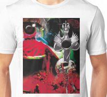 Dagger & Skull Unisex T-Shirt