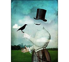 The magician Photographic Print