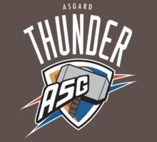 Asgard Thunder Kids Clothes