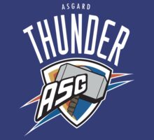 Asgard Thunder by TheBensanity