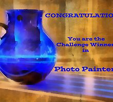 Banner Challenge Photo Painters # 2 by Eve Parry