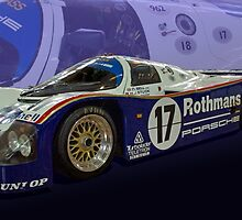 Porsche 962C Study by TeaCee
