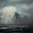 Marsh Walker by dsilva