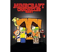 Minecraft Chronicles Season 2 Photographic Print
