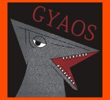 Gyaos - Black Kids Tee