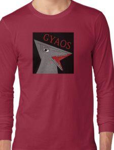 Gyaos - Black Long Sleeve T-Shirt