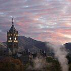 A Hogwarts Morning by David Lamb