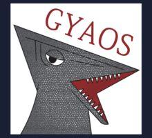 Gyaos - White Kids Tee