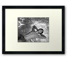 Happy Memories Framed Print