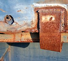 Rusty Blues by Lisa G. Putman