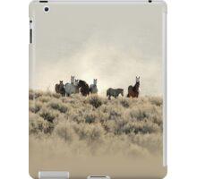 Dusty Trails iPad Case/Skin