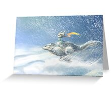 Twilight Princess Greeting Card