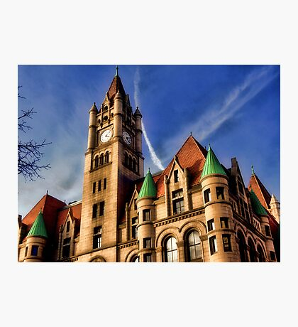 Landmark Center Photographic Print