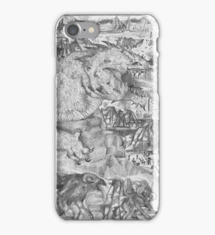 The Battle of Sudden Flame  iPhone Case/Skin
