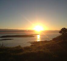 Sunrise - Port Kembla, Australia (Landscape) by Lucas82