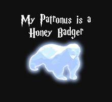 My Patronus is a Honey Badger Unisex T-Shirt